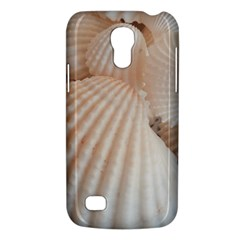Sunny White Seashells Samsung Galaxy S4 Mini (gt I9190) Hardshell Case
