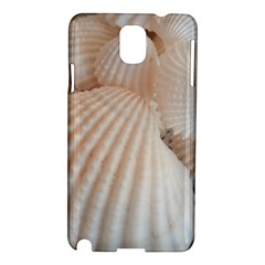 Sunny White Seashells Samsung Galaxy Note 3 N9005 Hardshell Case
