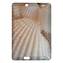 Sunny White Seashells Kindle Fire HD (2013) Hardshell Case