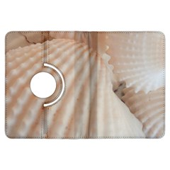 Sunny White Seashells Kindle Fire HDX Flip 360 Case