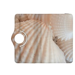 Sunny White Seashells Kindle Fire HDX 8.9  Flip 360 Case