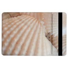 Sunny White Seashells Apple Ipad Air 2 Flip Case