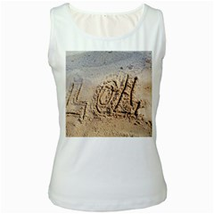 Lol Women s Tank Top (white)
