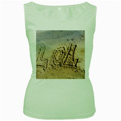 Lol Women s Tank Top (green)