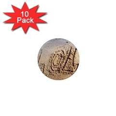 LOL 1  Mini Button Magnet (10 pack)
