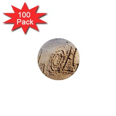 LOL 1  Mini Button Magnet (100 pack)