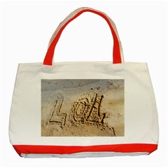 LOL Classic Tote Bag (Red)