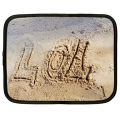 LOL Netbook Sleeve (Large)