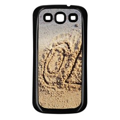 LOL Samsung Galaxy S3 Back Case (Black)