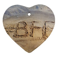 #bff Heart Ornament
