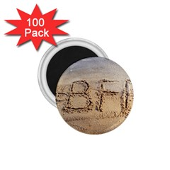 #bff 1 75  Button Magnet (100 Pack)
