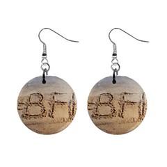 #bff Mini Button Earrings