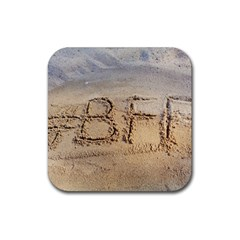 #bff Drink Coaster (square)