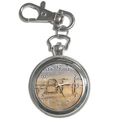 #bff Key Chain Watch