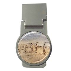 #bff Money Clip (round)
