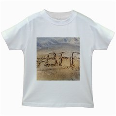 #bff Kids T Shirt (white)