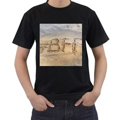 #bff Men s Two Sided T Shirt (black)