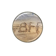#bff Golf Ball Marker 4 Pack (for Hat Clip)