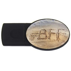 #BFF 4GB USB Flash Drive (Oval)