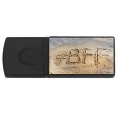 #bff 4gb Usb Flash Drive (rectangle)