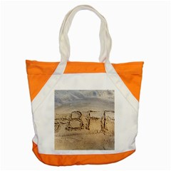 #BFF Accent Tote Bag