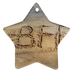 #BFF Star Ornament (Two Sides)