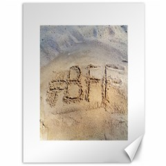 #BFF Canvas 36  x 48  (Unframed)