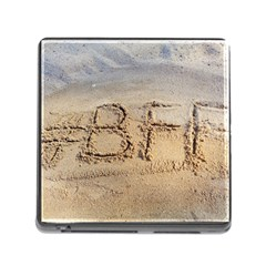 #BFF Memory Card Reader with Storage (Square)
