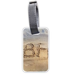 #BFF Luggage Tag (Two Sides)