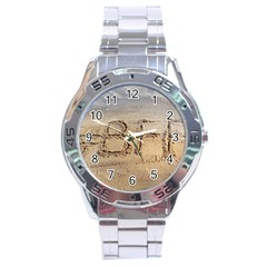 #BFF Stainless Steel Watch