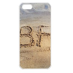 #BFF Apple iPhone 5 Seamless Case (White)