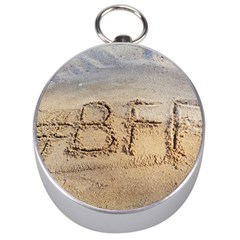 #BFF Silver Compass