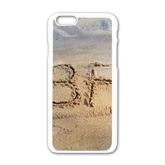 #BFF Apple iPhone 6 White Enamel Case