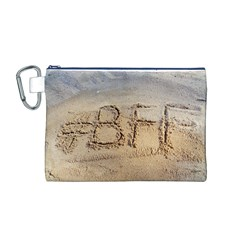 #BFF Canvas Cosmetic Bag (Medium)