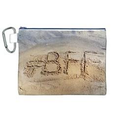 #BFF Canvas Cosmetic Bag (XL)