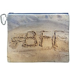 #BFF Canvas Cosmetic Bag (XXXL)