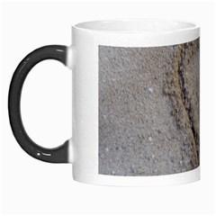 Heart In The Sand Morph Mug