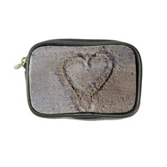Heart in the sand Coin Purse