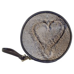 Heart in the sand CD Wallet