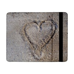Heart in the sand Samsung Galaxy Tab Pro 8.4  Flip Case