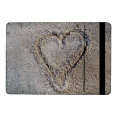 Heart in the sand Samsung Galaxy Tab Pro 10.1  Flip Case