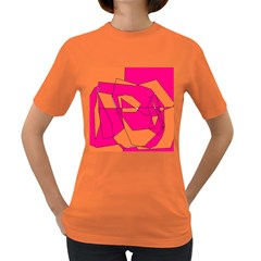Red Orange 5000 Women s T-shirt (Colored)