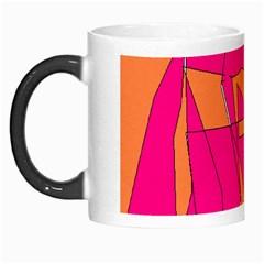 Red Orange 5000 Morph Mug