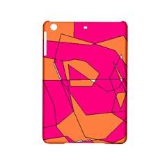 Red Orange 5000 Apple iPad Mini 2 Hardshell Case