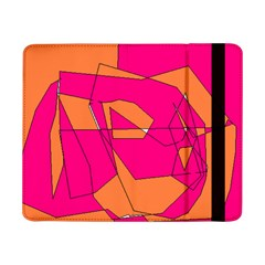 Red Orange 5000 Samsung Galaxy Tab Pro 8 4  Flip Case