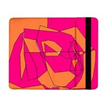 Red Orange 5000 Samsung Galaxy Tab Pro 8.4  Flip Case Front