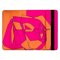 Red Orange 5000 Samsung Galaxy Tab Pro 12.2  Flip Case