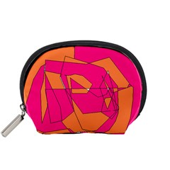 Red Orange 5000 Accessory Pouch (Small)