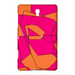 Red Orange 5000 Samsung Galaxy Tab S (8.4 ) Hardshell Case