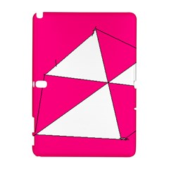Pink White Art Kids 7000 Samsung Galaxy Note 10.1 (P600) Hardshell Case